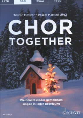Chor together SAB