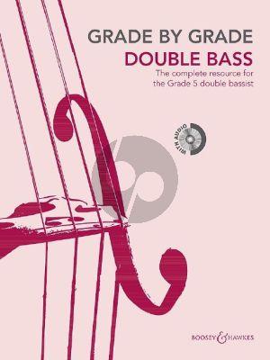 Grade by Grade - Double Bass Grade 5 Double Bass and Piano