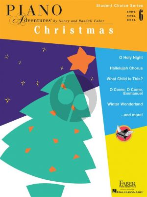 Faber Student Choice Series Christmas Level 6 Piano