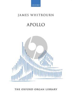 Whitbourn Apollo for Organ