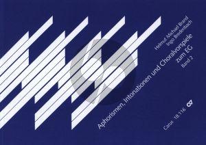 Album Aphorismen, Intonationen und Choralvorspiele zum Evangelisches Gesangbuch Band 2 fur Orgel