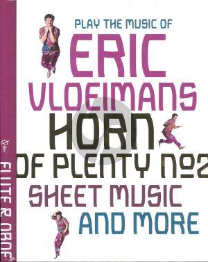Vloeimans Horn of Plenty for Flute - Oboe Deel 2 (book with online audio file)