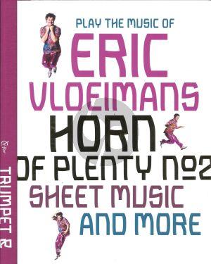 Vloeimans Horn of Plenty for Trumpet-Clarinet Deel 2 (book with online audio file)