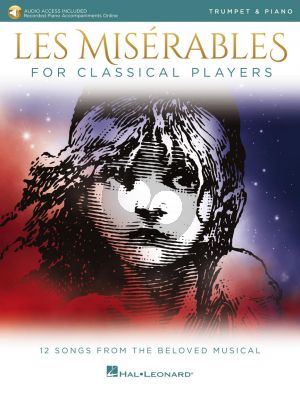Les Misérables for Classical Players for Trumpet and Piano