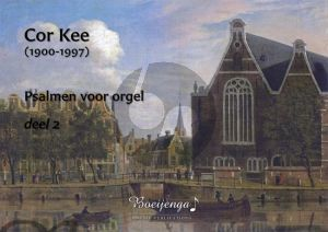 Kee Psalmen Vol.2 Orgel (Redactie Lourens Stuifbergen)