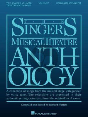 Singer's Musical Theatre Anthology Volume 7 Mezzo-Soprano / Belter