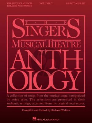 Singer's Musical Theatre Anthology Volume 7 Baritone / Bass (edited by Richard Walters)