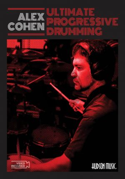 Cohen Ultimate Progressive Drumming (Book with video online)