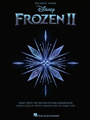 Lopez Frozen II for Big Note Piano (Music from the Motion Picture Soundtrack)