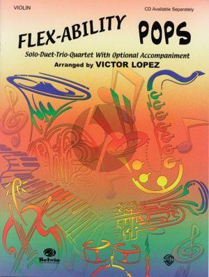 Flex-Ability Pops for Violin