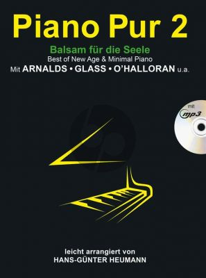 Heumann Piano Pur 2 - Balsam für die Seele (Bk-Cd)