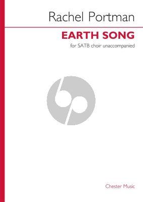 Portman Earth Song SATB