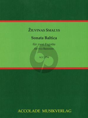 Sonata Baltica 2 Fagotte