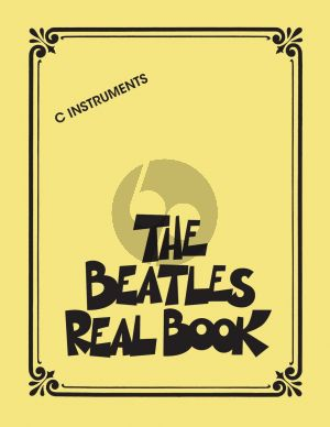 The Beatles Real Book for C Instruments