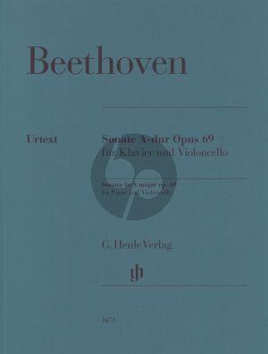 Beethoven Violoncello Sonata A major op. 69