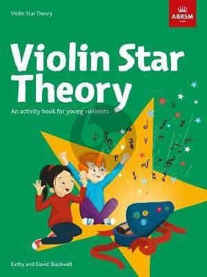 Blackwell Violin Star Theory (An Activity Book for Young Violinists)