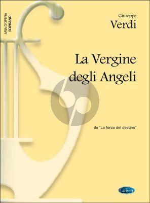 La Vergine Degli Angeli Soprano and Piano