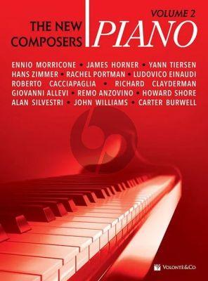 The New Composers 2 Piano solo