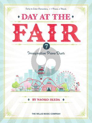 Ikeda Day at the Fair Piano 4 hds.