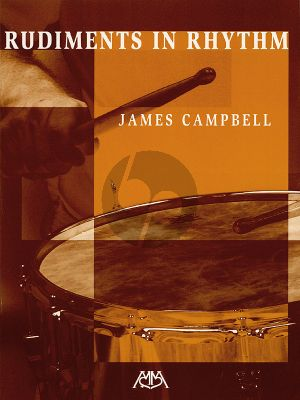 Campbell Rudiments in Rhythm for Percussion