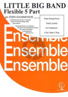 Little Big Band flexible brass/woodwind