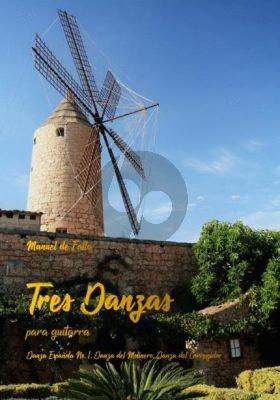 Falla Tres Danzas Gitarre (Markus Gartner)