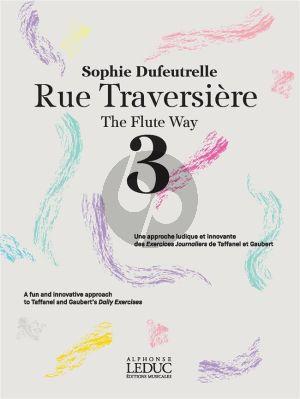 Dufeutrelle Rue Traversiere The Flute Way 3
