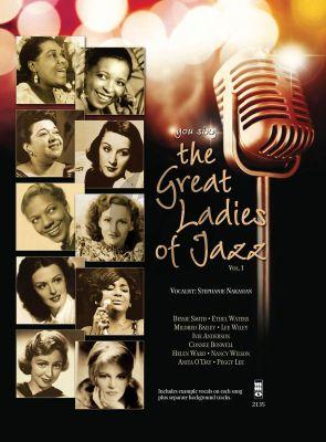 You Sing The Great Ladies of Jazz – Volume 1 (Bk-Cd) (MMO)