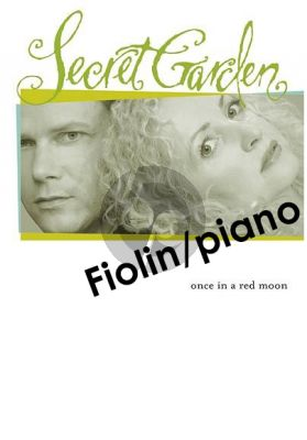 Secret Garden Once in a Red Moon Violin Piano