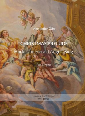 Darr Christmas Prelude Hark! The Herald Angels Sing Organ