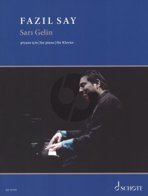 Say Sar1 Gelin Op.66 Nr. 2 for Piano (2015) (Art of Piano)