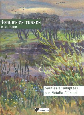 Romances Russes pour Piano (Natalia Flament)