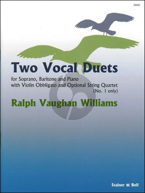 Vaughan-Williams Two Vocal Duets