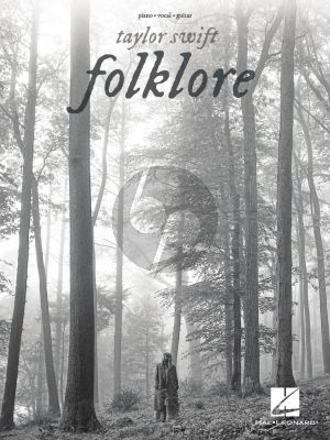 Taylor Swift – Folklore Piano-Vocal-Guitar