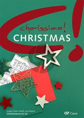 Chorissimo! Christmas SA [M]- Klavier