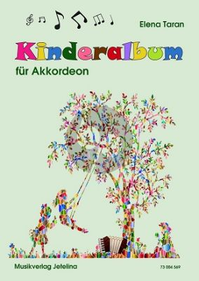 Taran Kinderalbum für Akkordeon