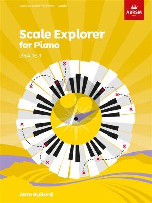 Bullard Scale Explorer for Piano Grade 1