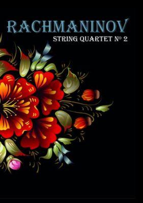 Rachmaninoff String Quartet No. 2 (Score/Parts)