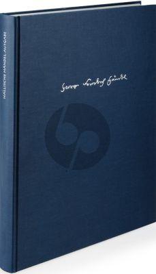 Handel Rodelinda Regina de'Longobardi HWV 19 Full Score (ital./germ.) (Barenreiter-Urtext)