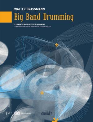 Grassmann Big Band Drumming (Buch mit 2 CD's)