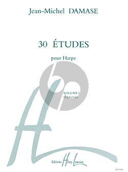 30 Etudes Vol.1