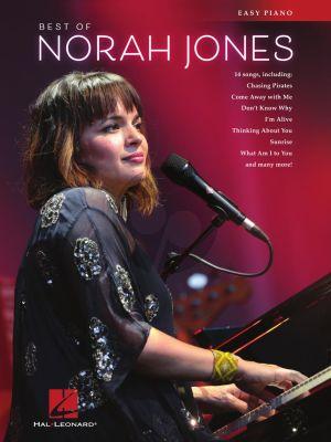 Best of Norah Jones for Easy Piano