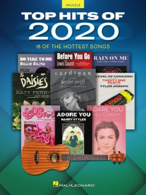 Top Hits of 2020 for Ukulele (18 of the Hottest Songs)