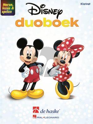 Horen, lezen & spelen - Disney-duoboek 2 Klarinetten