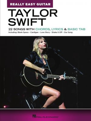 Taylor Swift - Really Easy Guitar