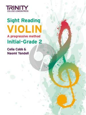 Sight Reading Violin: Initial - Grade 2