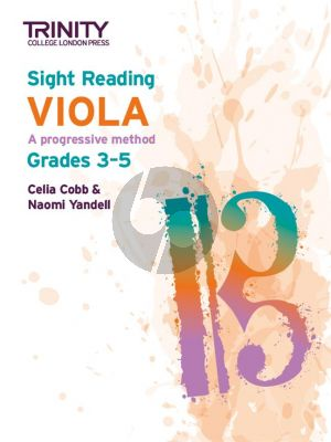 Sight Reading Viola: Grades 3 - 5