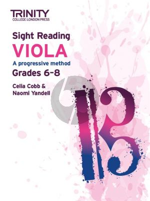 Sight Reading Viola: Grades 6 - 8