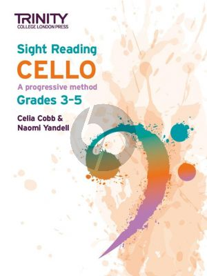 Sight Reading Cello: Grades 3 - 5