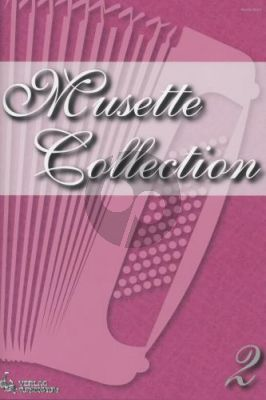 Musette Collection Band 2 fur Akkordeon